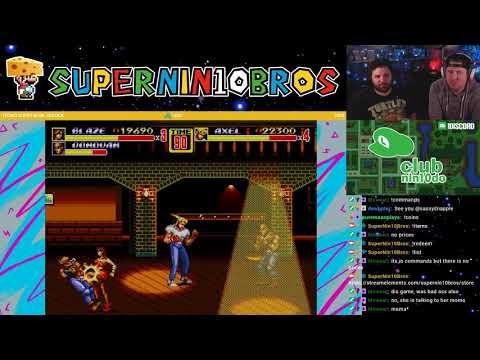 Streets of Rage II  |  SEGA Genesis Classics (Nintendo Switch) thumbnail