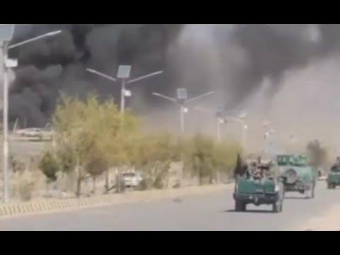أخبار عالمية | 32 قتيلاًفي هجوم على مجمع للشرطة الأفغانية  - نشر قبل 45 دقيقة