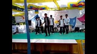 Group dance at my CoLLEGe ANNUAL function,....