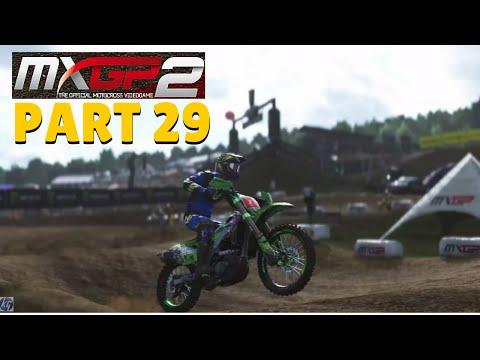 MXGP 2 Part 29 Career mode MX1 Season - SETTING THE STANDARD! - Villars Sous Ecot France GP