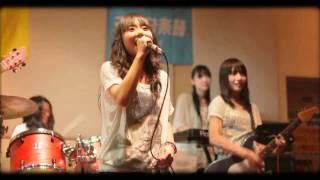 唐津市の中学校3年生のガールズバンド たんこぶちん さんの コンテスト...