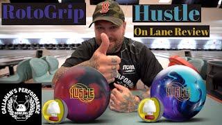 Roto Grip Hustle RAP Bowling Ball NIB 1st Quality