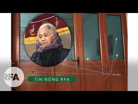 Tin Nóng RFA   Vợ Cụ Lê Đình Kình Bị Công An đe Dọa, Sách Nhiễu