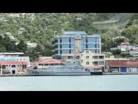 Saint Lucia - Caribbean Sea Tours