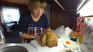 ВЛОГ Совсем обалдели Смесь для хлеба 100 рублей Утеплились 2 октября 2020 г