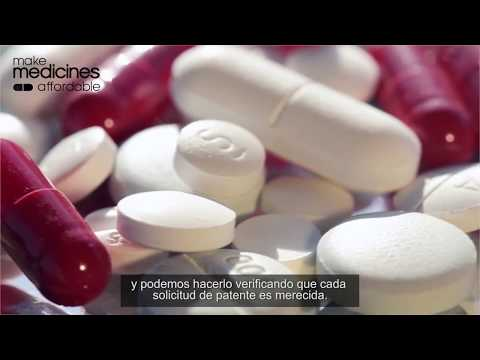 Big Pharma Drop the Case! Spanish film.