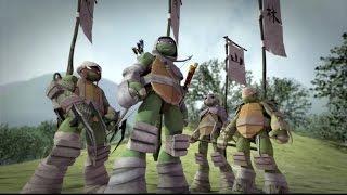 Teenage Mutant Ninja Turtles S3 ep. 8 - Vision Quest Review