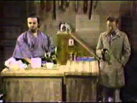 SNL   Samurai Deli   John Belushi   Buck Henry