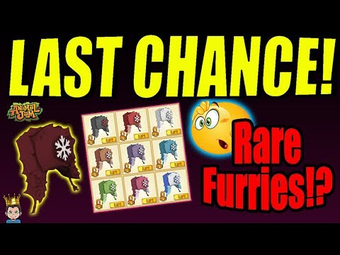 Your Last Chance To Get A Furry On Animal Jam!