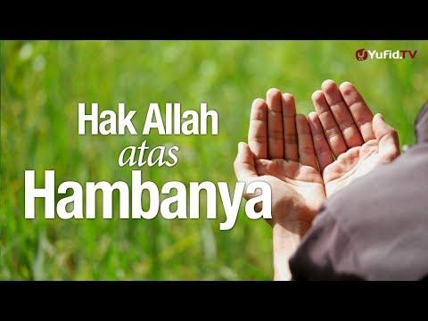 Ceramah Agama: Hak Allah Atas Hambanya - Ustadz Lalu Ahmad Yani, Lc.
