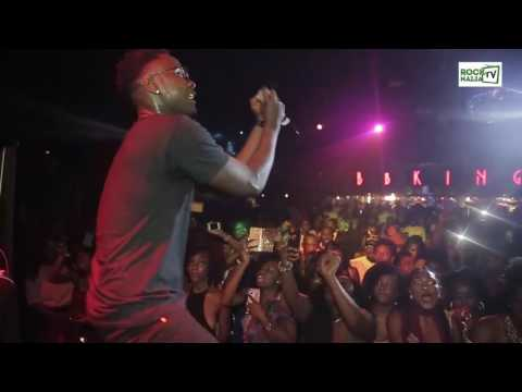 Kiss Daniel Performance in New York City On July 9 2016 (Highlights)