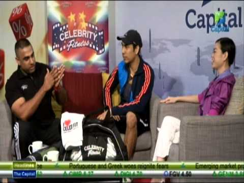 04072013 - Capital TV - Fitness trend in Malaysia and overseas by Azmi