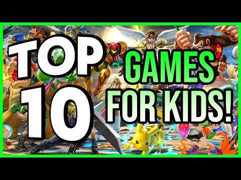 Nintendo Switch Games for Kids (TOP 10 for 2020)