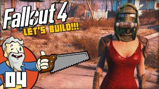 SETTING UP SHOPS Fallout 4 LET S BUILD Part 4 - 1080p HD PC Gameplay Walkthrough