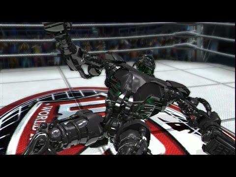 Живая сталь-сильней Зевса /часть 15(баг в игре Real steel)