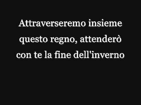 Marco Mengoni - Guerriero (Lyrics)
