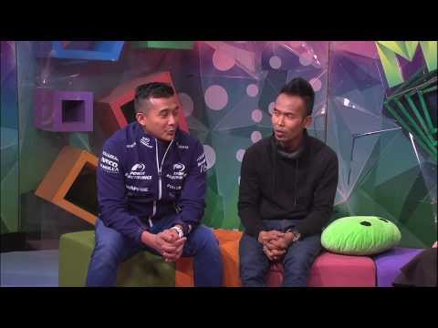 MeleTOP - Temu Bual Bersama Aaron Aziz & Shuib Sepahtu [18.02.14]