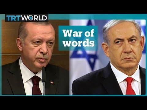 Image result for erdogan vs netanyahu