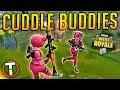 CUDDLE BUDDIES! - Fortnite Battle Royale w/ Aculite