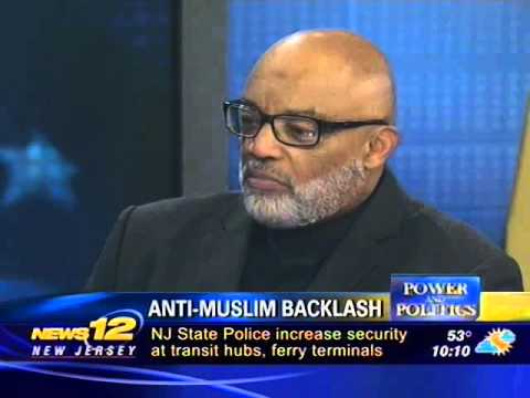Video: CAIR-NJ Rep Abdul Alim Mubarak-Rowe Interviewed About Anti-Muslim Backlash
