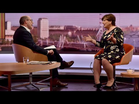 Emily Thornberry calls on Amber Rudd to quit over Windrush scandal