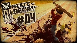"State of Decay Day One Edition Part 4 - ""ZOMBIE INFESTATION!!!"" 1080p PC Gameplay"