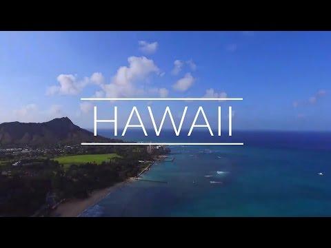 Honolulu, Hawaii   DJI Phantom 'Ocean Eyes'