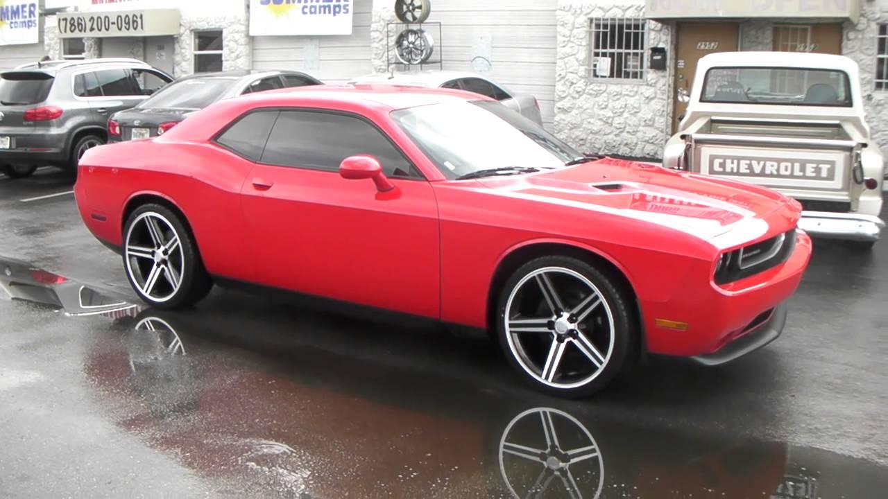 877 544 8473 22 Inch Iroc Black Wheels 2012 Dodge Challenger Rims