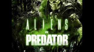 Aliens vs Predator (2010) OST - Research Behind The Walls