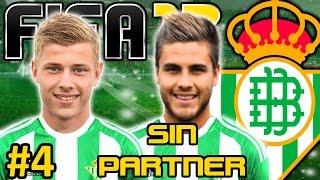 FIFA 17 Real Betis Modo Carrera #4 | EMPIEZA LA LIGA VS FC BARCELONA | SIN PARTNER