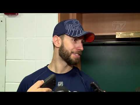 POST-GAME RAW | Cam Talbot