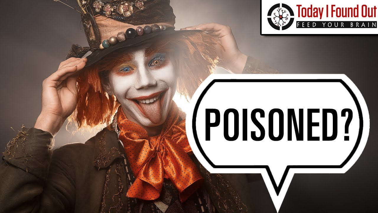 c35acd32e5e Why are Crazy People Called Mad as a Hatter  - YouTube
