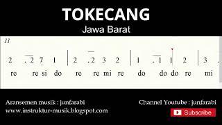 not angka tokecang - lagu daerah tradisional nusantara indonesia - doremi