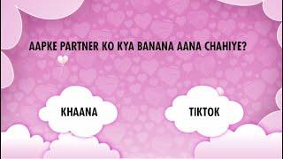 Valentine's Day Special | Khaana Vs TikTok | 9XM Newsic | Bade Chote