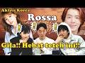 AKTRIS KOREA LANGSUNG SHOCK Dengar Rossa - The Heart You Hurt MV