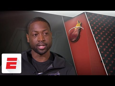 [FULL] Dwyane Wade: There was one moment at Marquette that taught me to be a leader | ESPN
