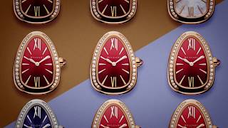 BVLGARI Serpenti Twist Watch - Ready to twist your time again?