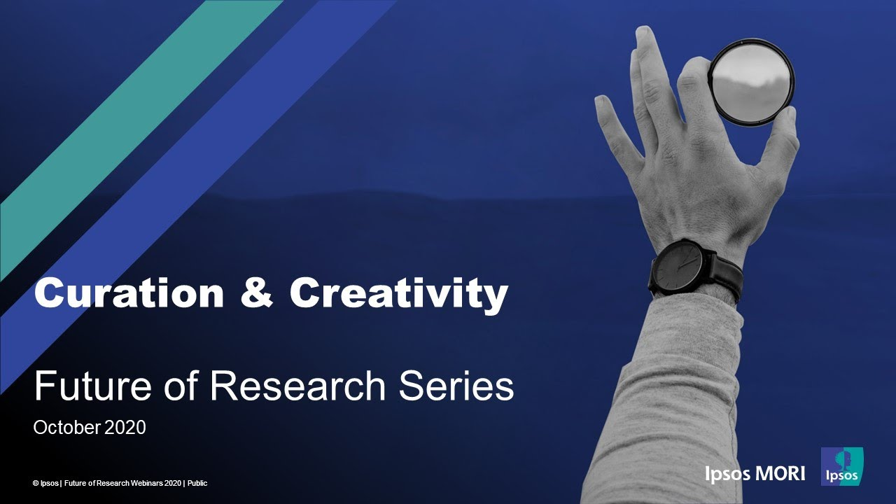 Virtual Future of Research   Curation and creativity