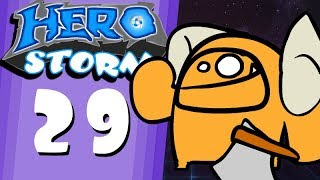 HeroStorm Ep 29 Uplifting Friends & Enemies