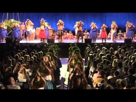 DLNR & YOU WCC Opening Ceremony Protocol HD