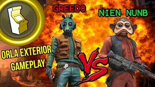 novos heris greedo e nien nunb heris vs viles gameplay   dicas orla exterior
