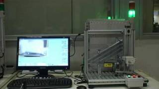 MTL CodeSys Training System - Integrated Colour Recognition & Sorting System