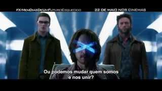 X Men: Dias de Um Futuro Esquecido - TV Spot HD  2014