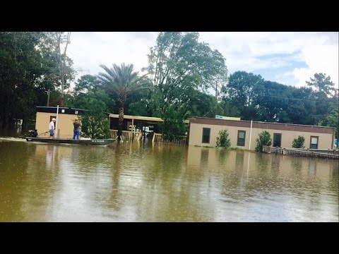 AFTERMATH OF HISTORIC FLOOD BATON ROUGE, LOUISIANA 2016