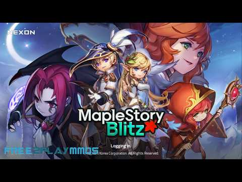MapleStory Blitz Gameplay Android / iOS