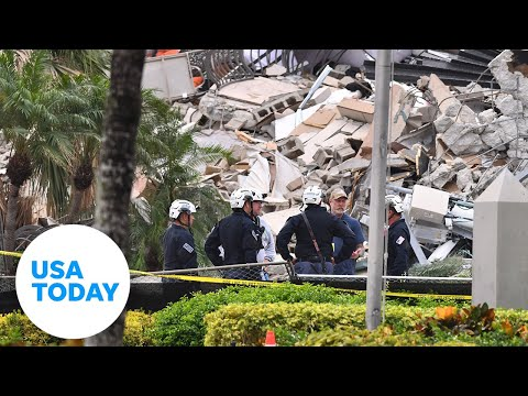 Update on search and rescue efforts at collapsed condo in Florida | USA TODAY