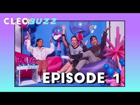 The First Episode of CLEOBUZZ Ever! | CLEOBUZZ | CLEO Malaysia