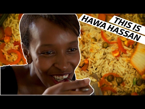 Somali Sauces Help Model Hawa Hassan Reconnect With The Flavors of Home — First Person