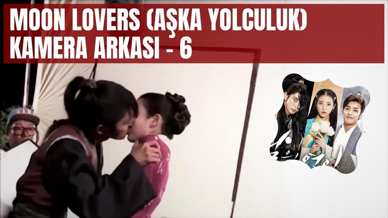 Moon Lovers Aşka Yolculuk Kamera Arkası 7 Youtube