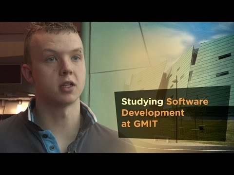 Software Development  - Galway Mayo Institute of Technology - GMIT